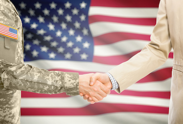 companies that support veterans