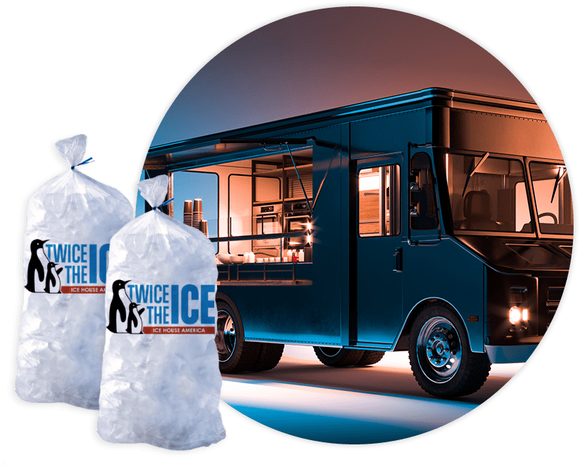 food truck ice