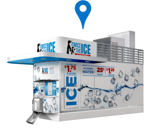 Find The TTI - Over 3,300 Locations Worldwide - Twice the Ice