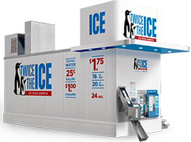 Twice the ice House