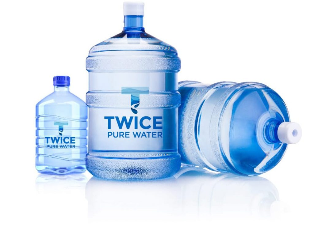 Twice Pure Water - Refreshingly Pure, Purely Chilled ...